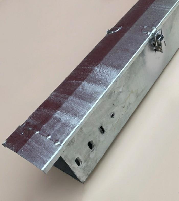 热浸锌防雨电缆桥架