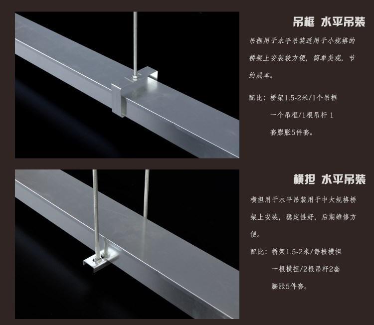 电缆桥架的一般选择标准是什么?电缆桥架选择标准大全[买