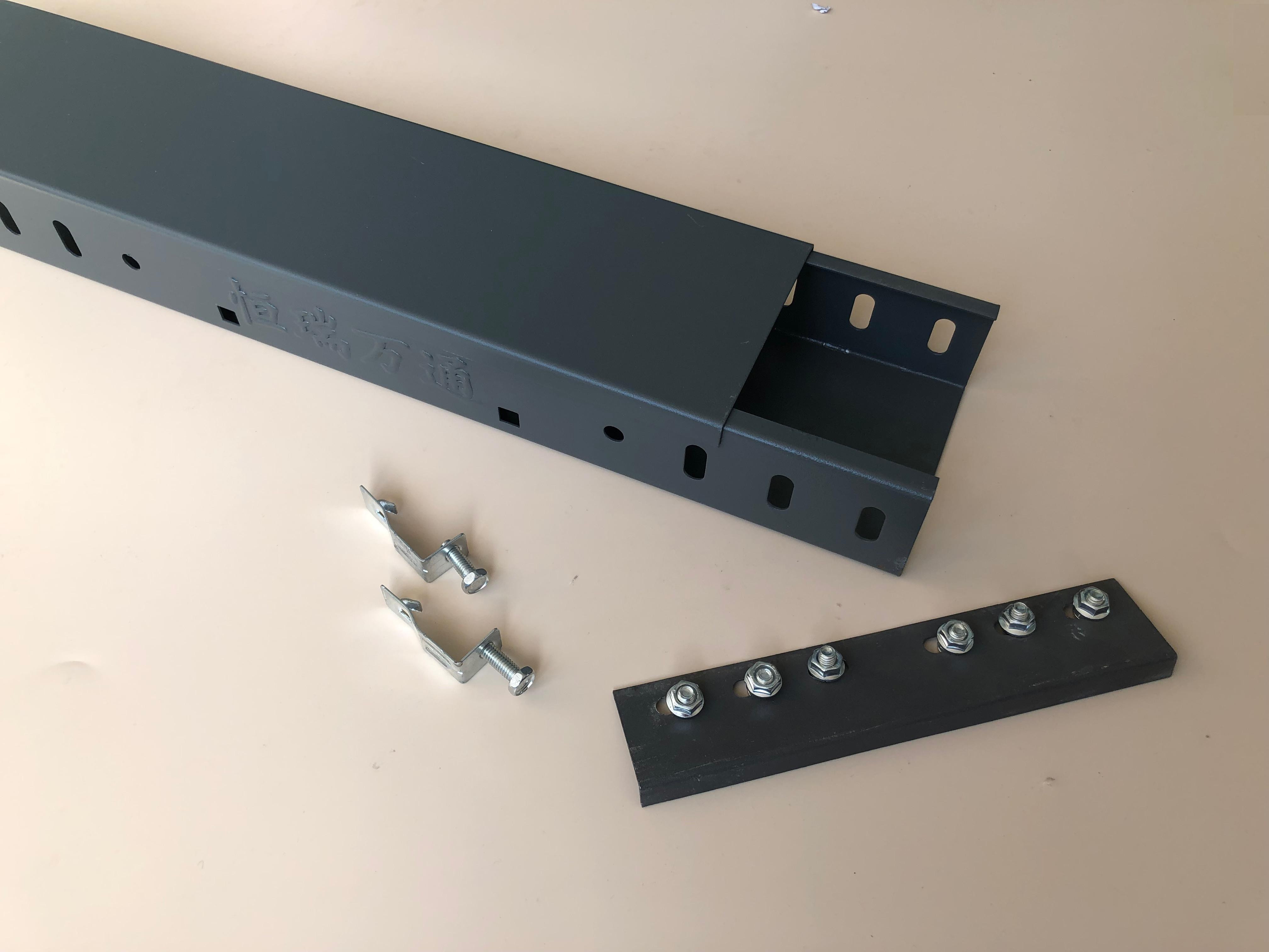 电缆桥架和金属线槽区别大吗?电缆桥架厂家为您解答
