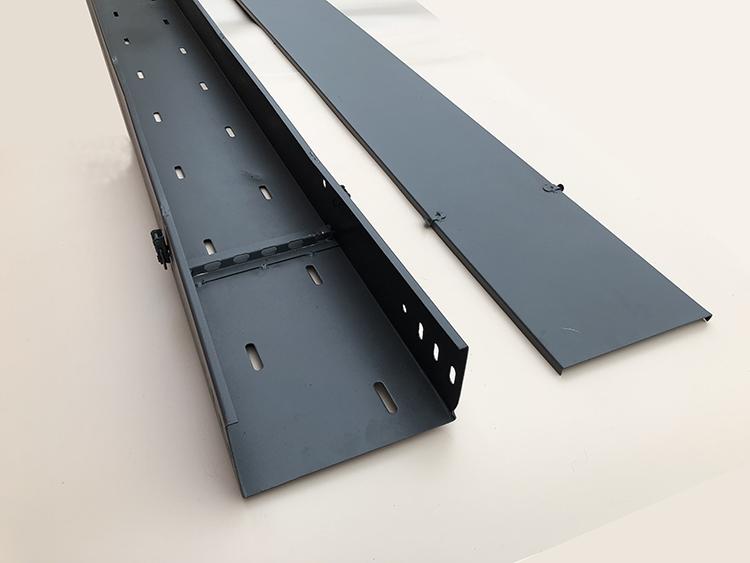 热浸镀锌电缆桥架形成后进行喷涂为哪般?