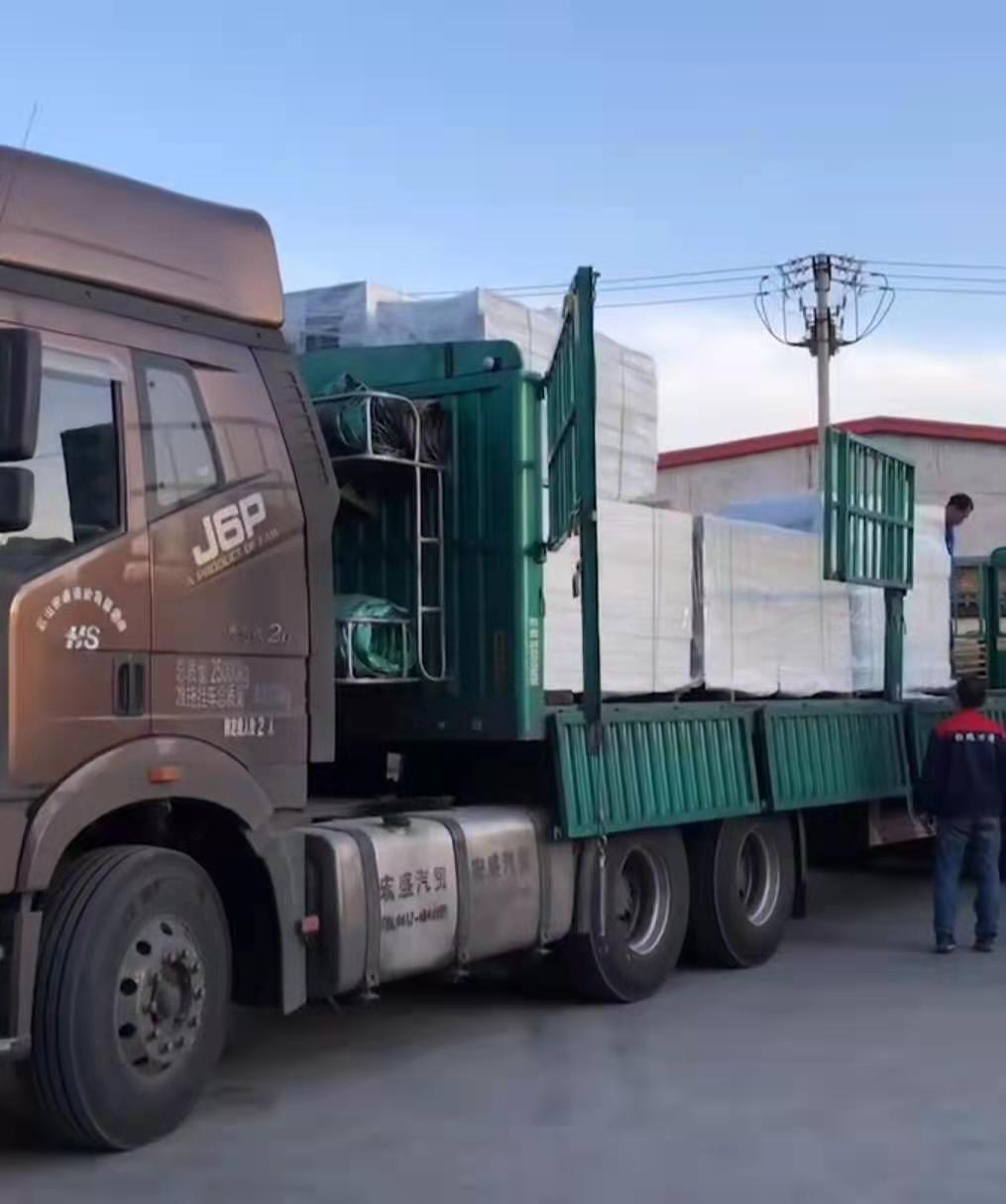 北京恒瑞万通桥架发货了