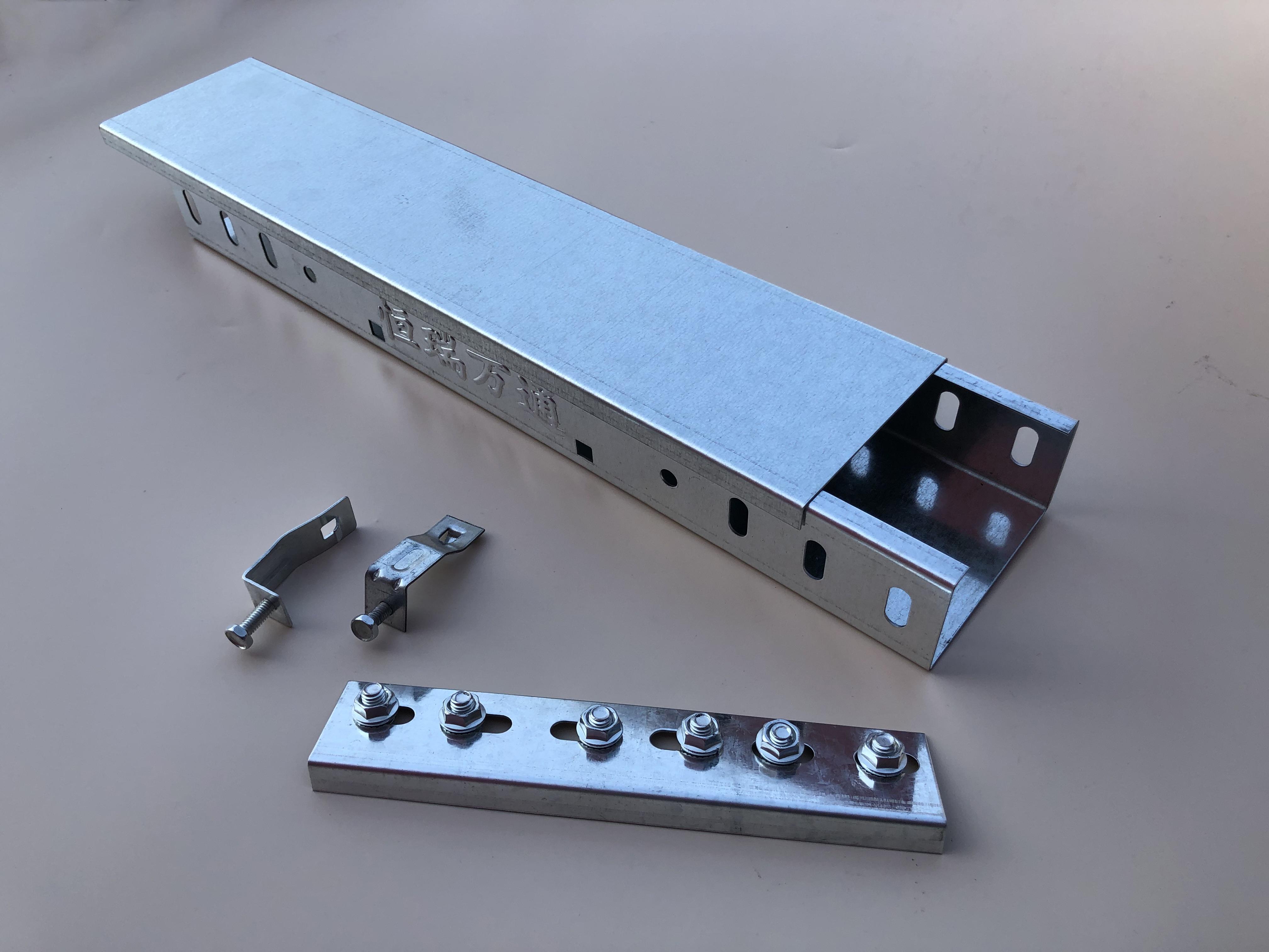 常用的金属线槽都有哪些材质的呢?